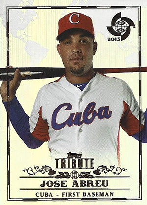 Top Jose Abreu Rookie Card and Prospect Cards 22