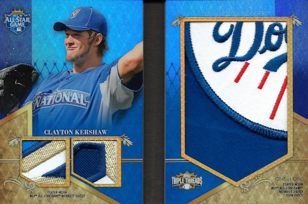 2013 Topps Triple Threads Baseball Drool Gallery and Hot List 5