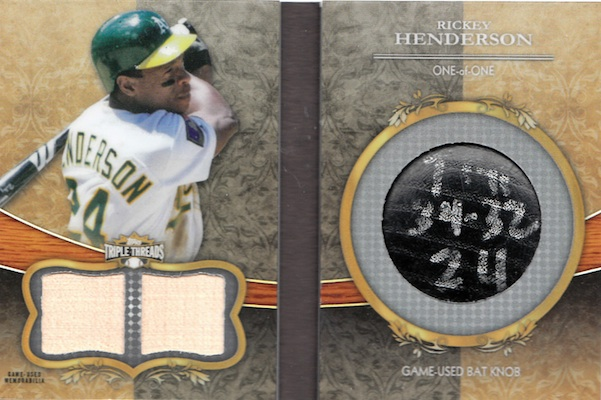 2013 Topps Triple Threads Baseball Drool Gallery and Hot List 7