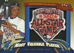 2013 Topps Update Series Baseball All-Star Game MVP Patches ASMVP-11 Ken Griffey Jr