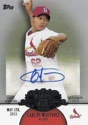 2013 Topps Update Series Baseball Cards 37