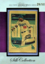 2013 Topps Update Series Baseball Cards 27