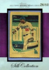 2013 Topps Update Series Baseball Cards 24