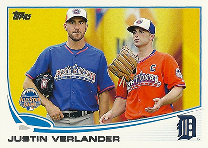 2013 Topps Update Series Baseball Variation Short Prints Guide 34