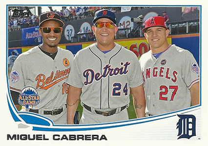 2013 Topps Update Series Baseball Variation Short Prints Guide 55