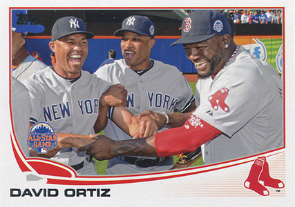 2013 Topps Update Series Baseball Variation Short Prints Guide 67