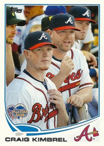 2013 Topps Update Series Baseball Variation Short Prints Guide 13