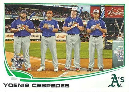 2013 Topps Update Series Baseball Variation Short Prints Guide 7