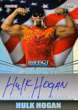 2013 Tristar TNA Impact Glory Wrestling Cards 23