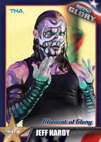2013 Tristar TNA Impact Glory Wrestling Cards 22