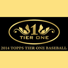 2014 Topps Tier One Baseball Cards