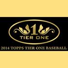 2014 Topps Tier One Baseball Cards