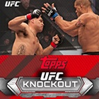 2014 Topps UFC Knockout Trading Cards