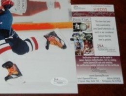 Alexander Ovechkin Signed Photo COA