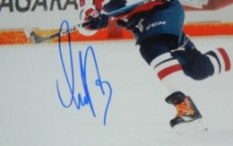 Alexander Ovechkin Signed Photo Close 260x163 Image