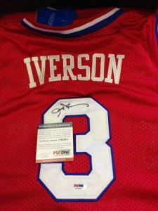 Allen Iverson Card and Memorabilia Guide 53