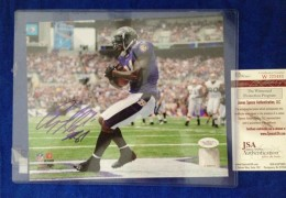 Anquan Bolding Signed Photo