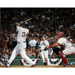 David Ortiz Signed Photo