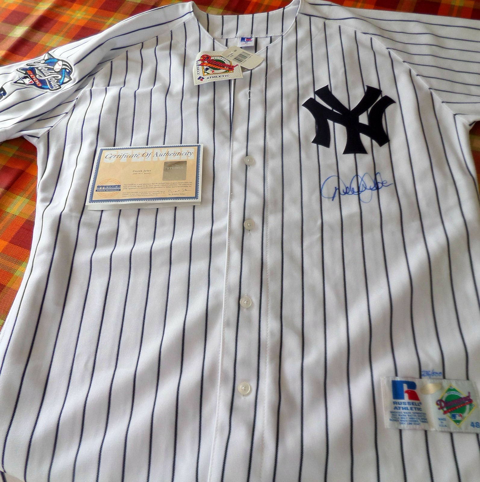 Derek Jeter Rookie Cards Checklist and Memorabilia Buying Guide 32