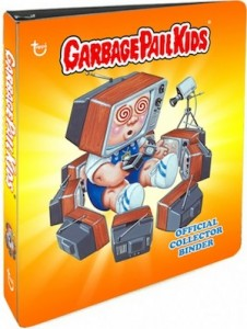 2013 Topps Garbage Pail Kids Exclusive Binders and Posters  2