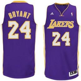 Kobe Bryant Purple Jersey