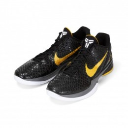 Kobe Bryant Signed Shoes
