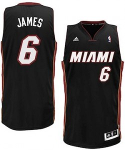 LeBron James Tops 2013-14 List of Best Selling NBA Jerseys 2
