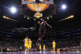 LeBron James Basketball Cards, Rookie Cards Checklist and Memorabilia Guide 53