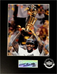 LeBron James Basketball Cards, Rookie Cards Checklist and Memorabilia Guide 54