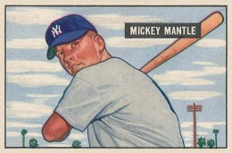 Ultimate Guide to 1950s Mickey Mantle Topps and Bowman Cards 1