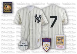 Mickey Mantle 1951 Home Jersey