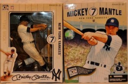 Mickey Mantle McFarlane