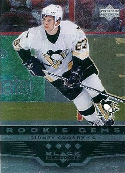 Sidney Crosby 2005-06 Black Diamond