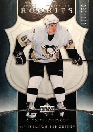 Sidney Crosby Artifacts