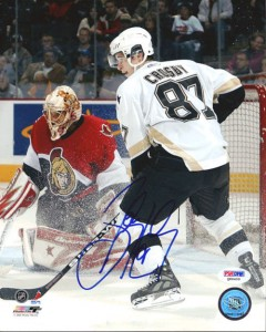 Sidney Crosby Signed Photo 2