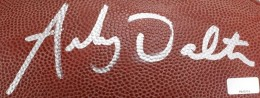 Andy Dalton Signature Example