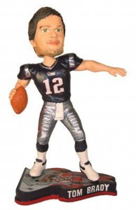 Tom Brady Bobble Head