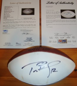 Tom Brady Football Cards, Rookie Card Checklist and Memorabilia Guide 42