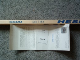 Wayne Gretzky Signed Stick Handle