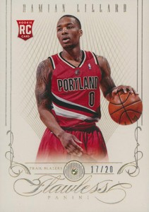 Easy Seeing Green: Top 2012-13 Panini Flawless Basketball Sales 4