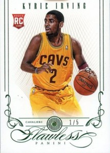 Easy Seeing Green: Top 2012-13 Panini Flawless Basketball Sales 5