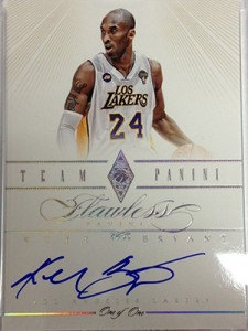 Easy Seeing Green: Top 2012-13 Panini Flawless Basketball Sales 7