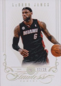 Easy Seeing Green: Top 2012-13 Panini Flawless Basketball Sales 11
