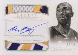 Easy Seeing Green: Top 2012-13 Panini Flawless Basketball Sales 14
