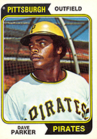 Dave Parker Cards, Rookie Cards and Autograph Memorabilia Guide