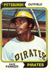 Dave Parker Cards, Rookie Cards and Autograph Memorabilia Guide 1