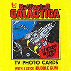 1978 Topps Battlestar Galactica Trading Cards