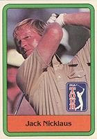 Jack Nicklaus Cards and Autograph Memorabilia Guide