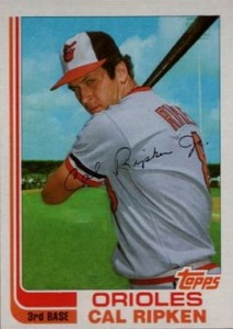 Cal Ripken Jr. Rookie Cards and Autograph Memorabilia Buying Guide 4