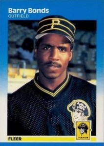 1987 Fleer Barry Bonds